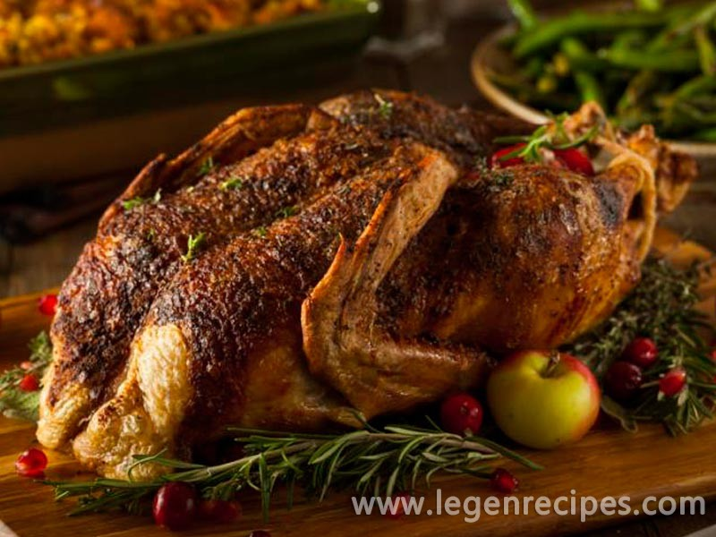 Terms of roasting meat and poultry