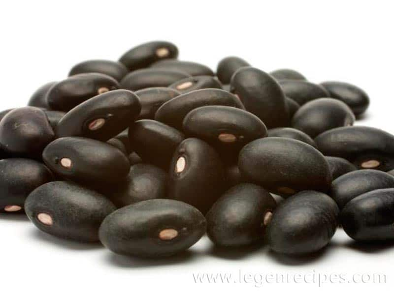 Black beans Mexico