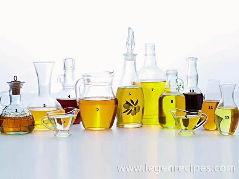 Culinary uses of unrefined vegetable oil