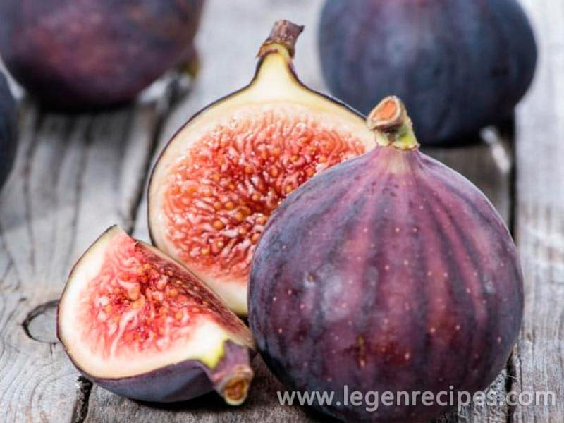 Figs: against excess weight, cholesterol, stress and cough
