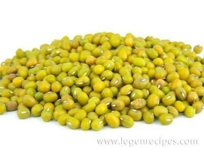 Green mung beans (Mush)