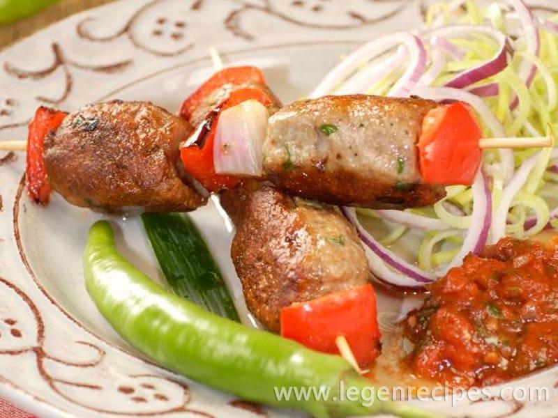 Kebab Beef