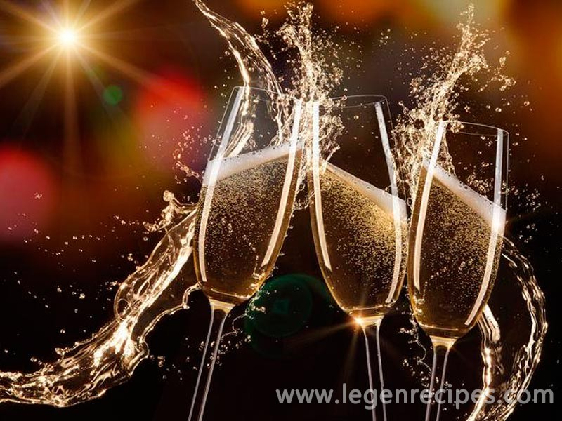 Once again about champagne