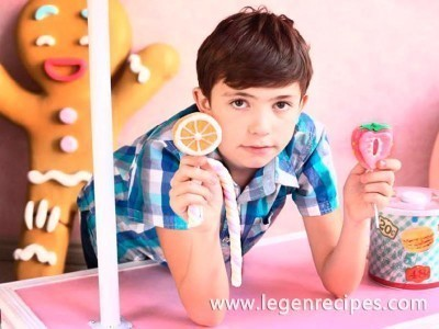 Rating correct sweets for a child