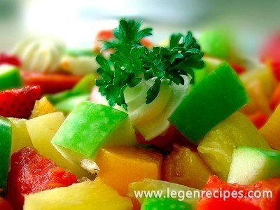 The game of colors. How to attract the attention of the child to healthy eating