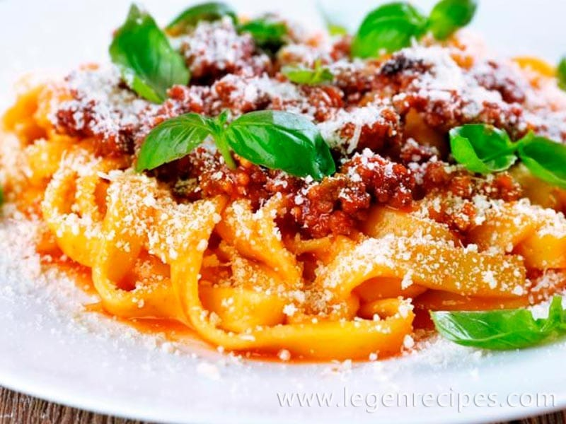 Bolognese Ragu: The main specialty of Emilia Romagna