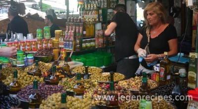 The market Carmel