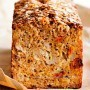 Banana, coconut and goji berry bread