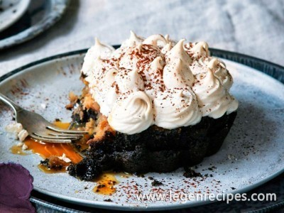 Chocolate banoffee pies