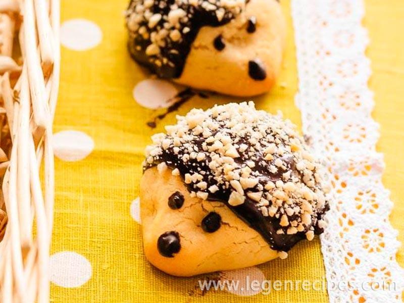 Cookie Hedgehogs