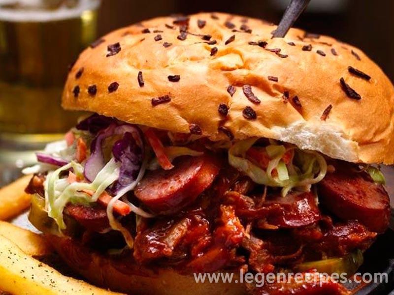 Double Meat Dudewich