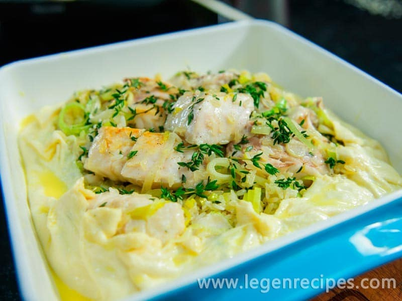 Fish pie with rice legendary recipes for Rice recipes to go with fish