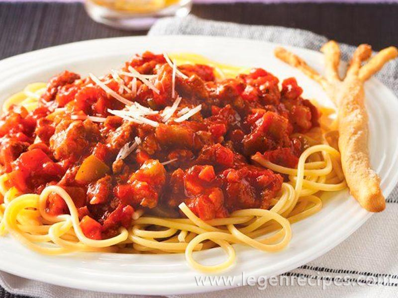 Magic Potion Meat Sauce for Spaghetti