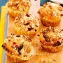 Muesli and yoghurt muffins