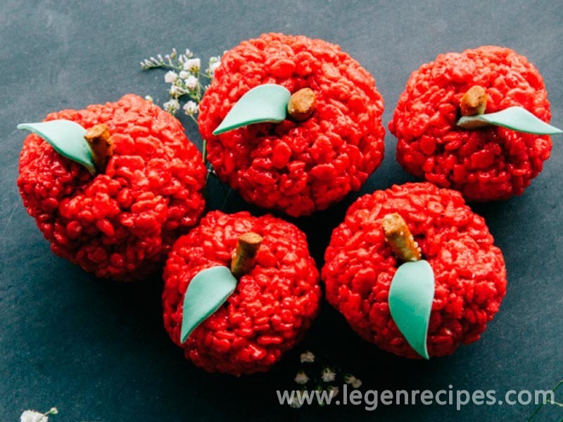 Red apples for Snow white