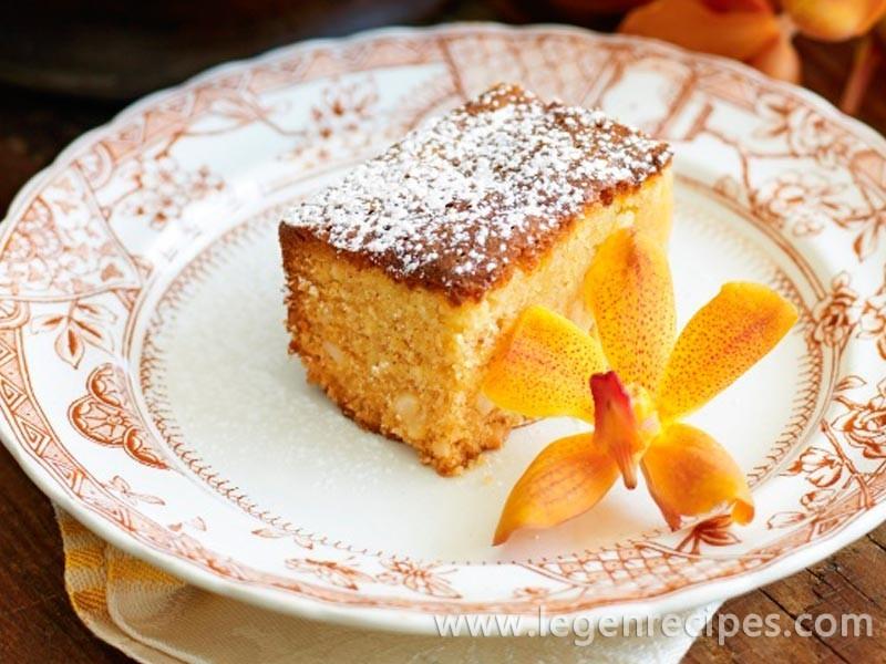 Sri Lankan love cake