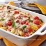 Veggie-Tortellini Casserole