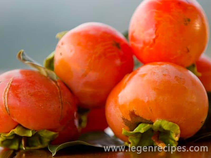 Council of day: eat in day on 2 persimmons