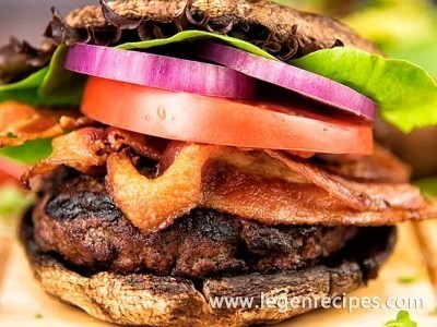 All-American Burger Recipe