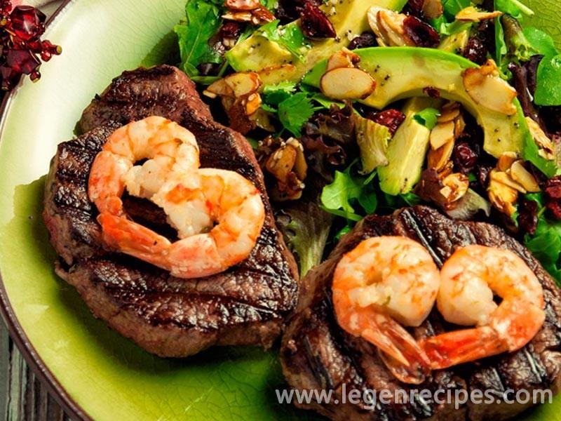 Beef Tenderloin And Shrimp Recipe