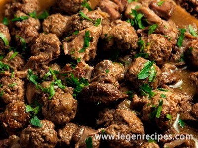 Bison and Meatball Stew Recipe