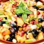 Blueberry-Peach Salsa Recipe