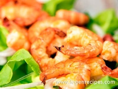 Buffalo Shrimp Recipe