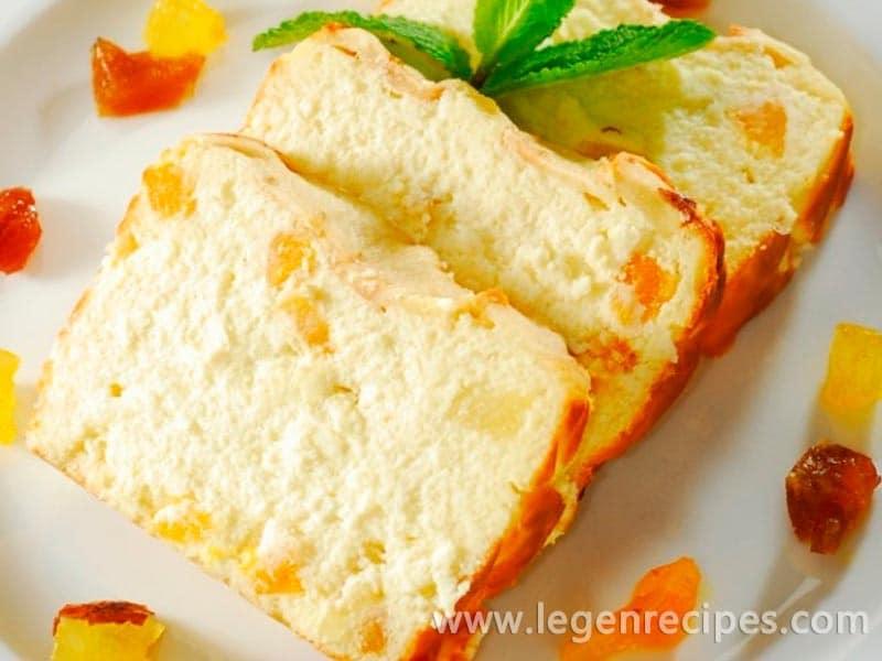 Cheese cake: recipe an easy dessert - Legendary Recipes