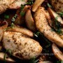 Chicken With Balsamic Pears Recipe