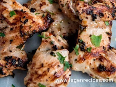 Cilantro And Lime Chicken Recipe