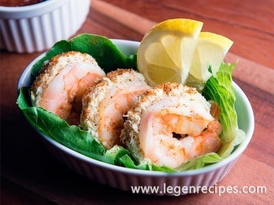 Crab Stuffed Shrimp Recipe