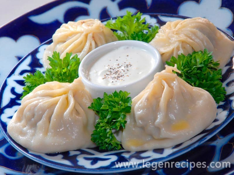 Dumplings in a slow cooker: the classic recipe with lamb