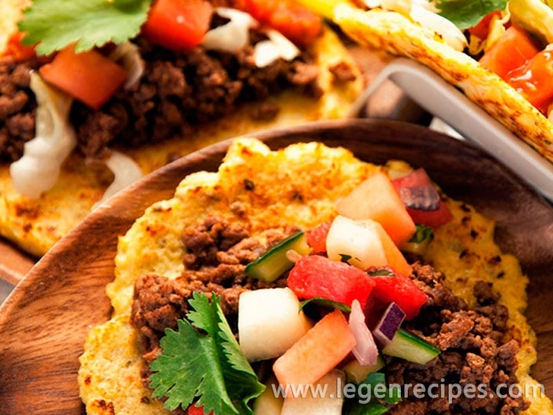 Ground Beef Tacos Recipe