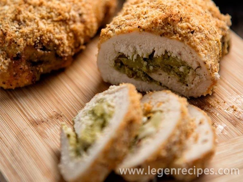 Guacamole Stuffed Chicken Recipe
