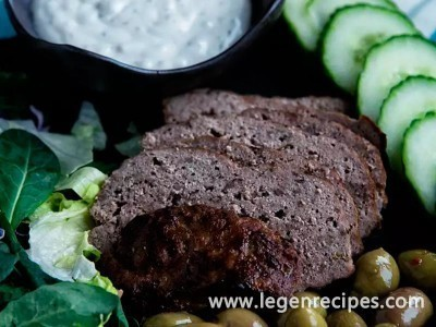 Gyro Salad Platter Recipe
