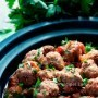 Meatballs With Spicy Tomato Sauce Recipe