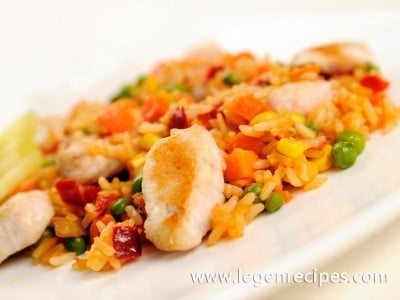 Pilaf with chicken: prepare a hearty dinner