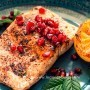 Pomegranate Salmon Recipe