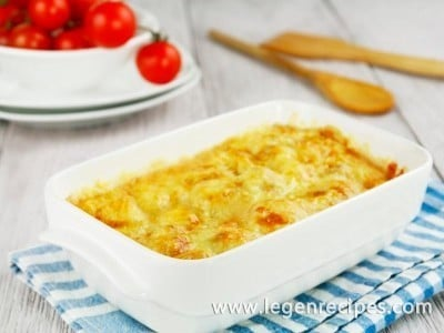 Pudding recipe cheese