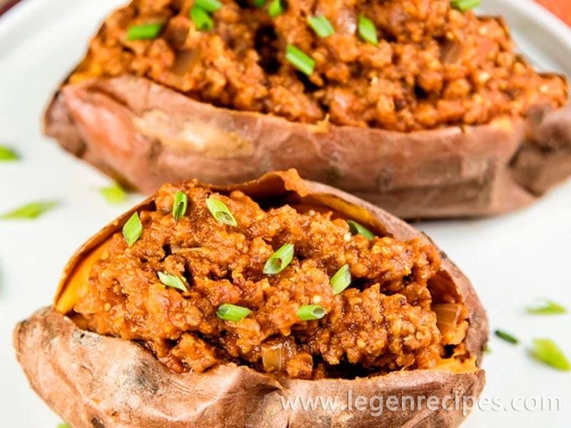 Pumpkin Sloppy Joes Recipe