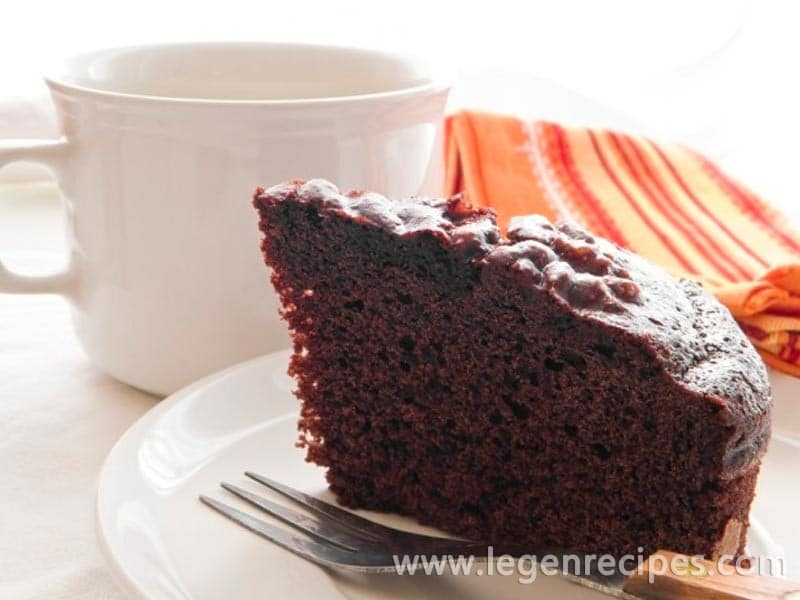 Recipe chocolate cake sour cream in slow cooker