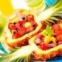 Salad recipe with pineapple