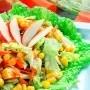 Salad with NAPA cabbage