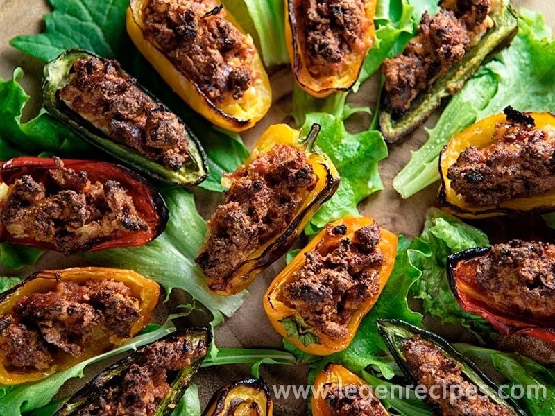 Sausage-Stuffed Jalapeño Bites Recipe