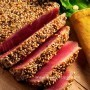 Sesame Spiced Tuna Recipe