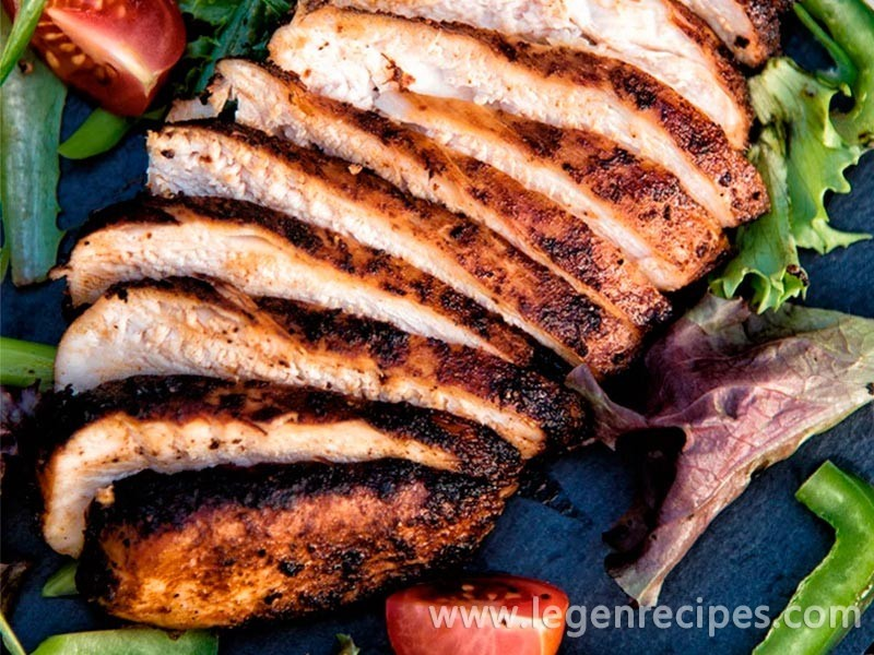 Simple Chipotle Chicken