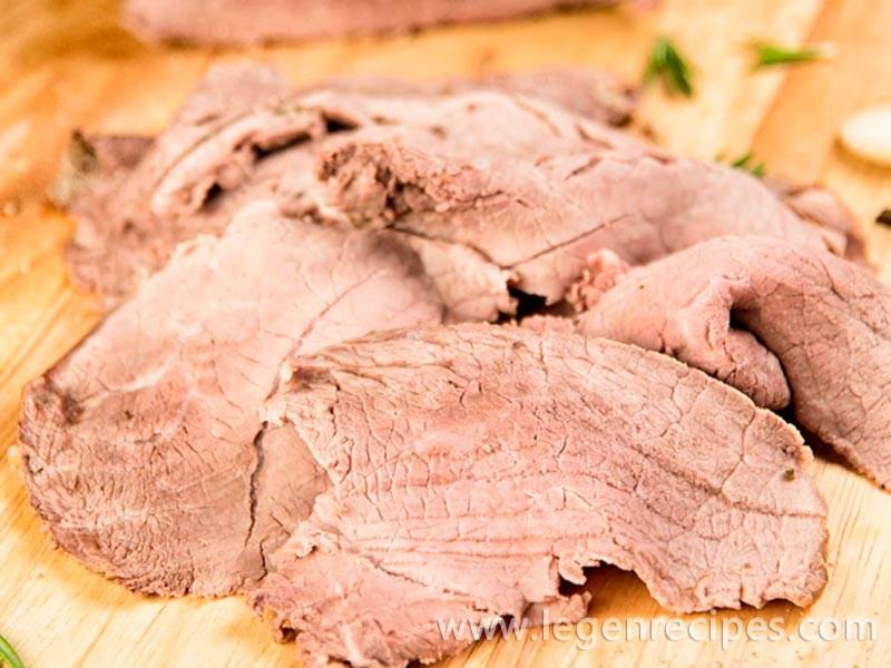 Simple Roast Beef Recipe