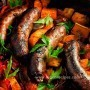 Simple Sausage Casserole Recipe