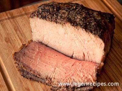 Sirloin Tip Roast Recipe