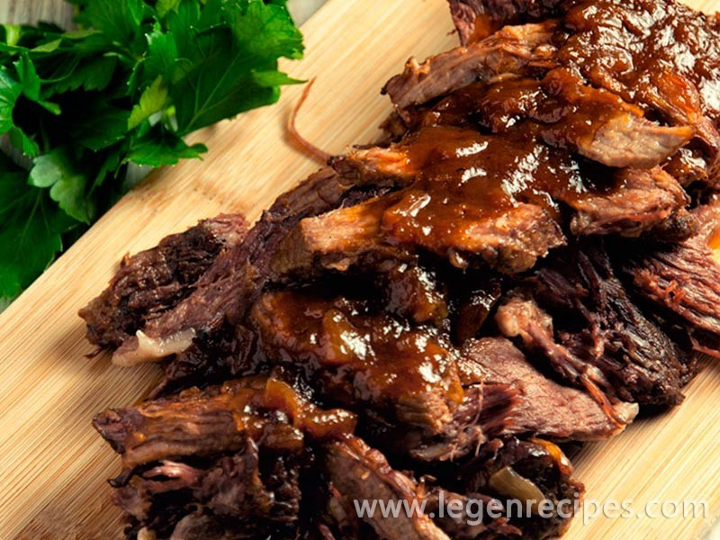 Slow-Cooked Beef Brisket Recipe